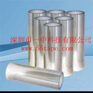PET硅胶保护膜 生产厂家 优势产品 有离型膜产品图片