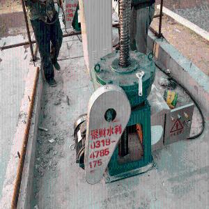 广东手电两用螺杆启闭机