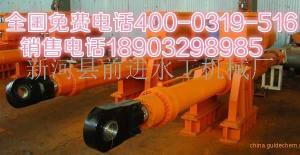 连云港集成液压式启闭机及双向止水铸铁闸门