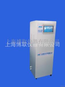 常规五参数分析仪/水质五参数测定仪/多参数水质分析仪-上海博取