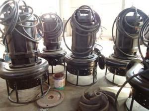 泥塘清淤泵,吸泥泵,鱼塘排泥泵 自动搅拌,高浓度