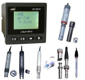 厂家供应pHG-2091AX型工业PH计自动温补中文液晶PH酸度计产品图片