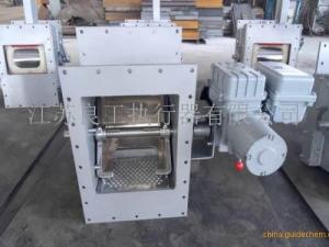 電動流量控制閥B300MM型廠家