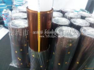 ESD茶色防静电高温胶带产品图片