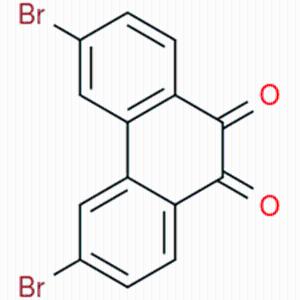 3,6-二溴菲醌 CAS号:53348-05-3 现货供应 3,6-二溴菲-9,10-二酮