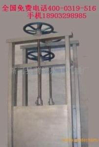 厂家不锈钢渠道闸门及QDA启闭机新河报价。