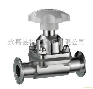 G49J衛生級隔膜閥卡箍隔膜閥甌北廠家管件