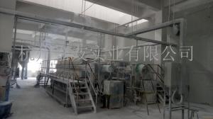 化工行业除尘加湿机