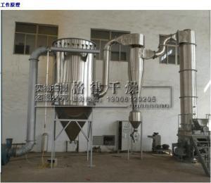 农药中间体闪蒸干燥机 烘干效果显著产品图片