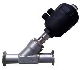 上海力典閥門LDY2001系列 氣動角座閥