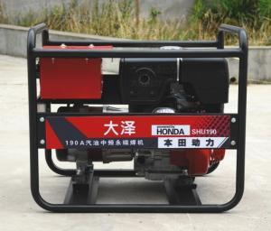 本田190A汽油发电焊机价格