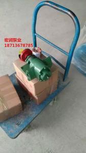 滄州煤焦油泵-現貨供應ZYB-33.3型渣油泵-效率好