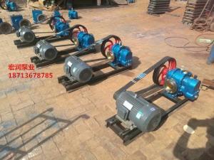 鷹潭轉子泵-LC-38/0.6型羅茨泵價格-宏潤現貨