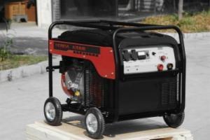 本田190A汽油氩弧焊发电电焊机