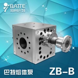 擠出機熔體泵|鄭州熔體泵制造商
