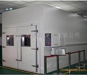 步入式高低温环境试验箱|步入式高低温环境试验箱厂家产品图片