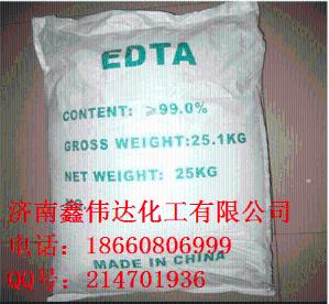 EDTA、乙二胺四乙酸、依地酸钠钙、依地酸