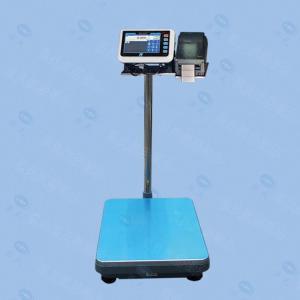 FWN-B20S自動記錄數據電子秤并打印標簽電子臺秤產品圖片