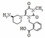 阿格列汀杂质