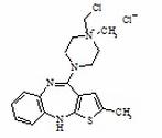 奥氮平杂质132539-06-1