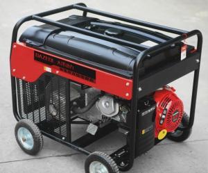 本田动力/GX390动力,190A汽油氩弧焊机