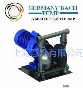 进口铝合金电动隔膜泵-德国原装水泵