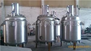 泉州 包头 温州反应釜 金属处理剂搅拌设备价位产品图片