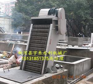 移动式格栅除污机