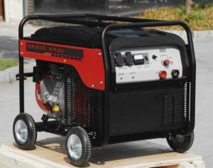 190A汽油发电电焊机配林肯送丝