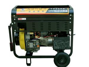 250A柴油发电电焊机带林肯送丝