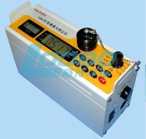 LD-3F防爆袖珍型电脑激光粉尘仪可以直读质量浓度(mg/m3),携带方便