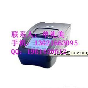 美国哈希DR2800便携式分光光度计 含可充电锂电池产品图片