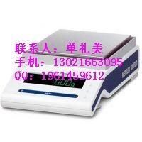 梅特勒-托利多MS16001LE/02精密天平16200g/0.1g电子台秤 电子秤产品图片