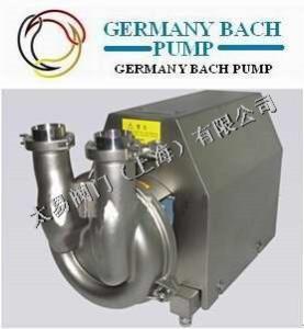 進口衛生型自吸泵-德國巴赫BACH品牌-德國巴赫水泵