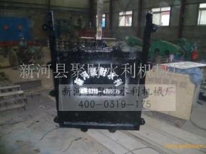 PGZ200铸铁方形闸门 0.2米*0.2米渠道圆闸门