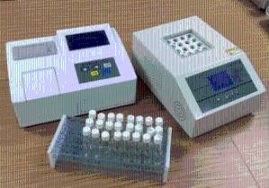 COD快速测定仪COD氨氮总磷总氮多合一测定仪COD检测仪