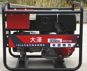 本田动力190A氩弧焊汽油电焊机