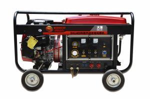 大泽400A汽油发电电焊机