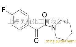 1-(4-氟苯基)-2-(1-哌啶)-1,2-乙二酮 产品图片