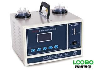 LB-BX2400(D)四气路24小时恒温恒流大气采样器