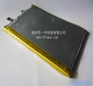 锂电池极耳高温胶带 耐电解液 耐酸碱