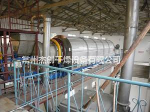 HZG系列回转滚筒干燥机产品图片