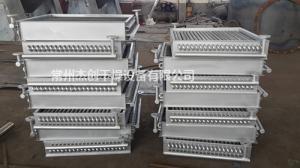 供应生产定做空气加热器 热交换器 蒸汽换热器产品图片