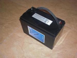 海志蓄电池HZB12-100 12V106AH报价产品图片