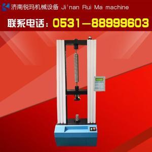 电子数显弹簧拉压试验机价格产品图片
