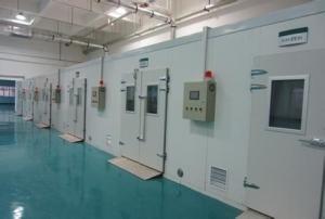 LED步进式高低温试验室厂家产品图片