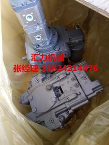 履带吊A4VG71DWDMT1/32R-NSF02F011P-S油泵产品图片