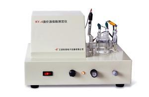 KY-101溴价溴指数测定仪(计算机控制)产品图片