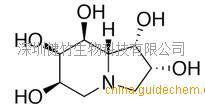 6,7-Dihydroxyswainsonine
