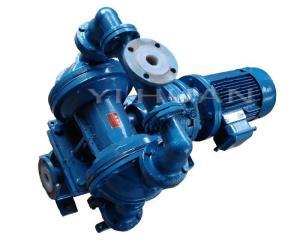 DBY-F型襯四氟電動隔膜泵